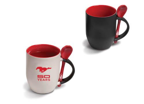 Coffee Spoon Ford Mustang Mug With NwO8n0vm