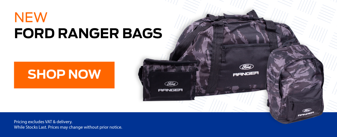 New Ford Ranger Bags